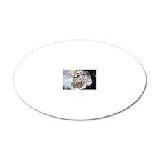 laptop_skin_TA0019 20x12 Oval Wall Decal