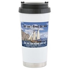 windsails Ceramic Travel Mug