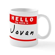 Jovan Mug