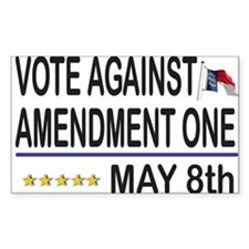 Vote Against Decal