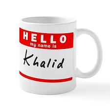 Khalid Mug