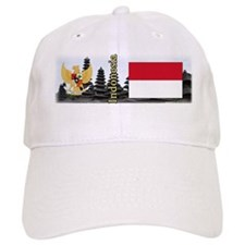 Indonesia Baseball Cap