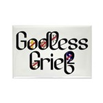 Godless Grief Rectangle Magnet (10 pack)