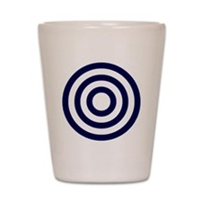 Urantia Trinity Symbol Shot Glass