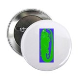 "I is for Iguana 2.25"" Button (10 pack)"