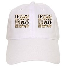 1 Age 50 Mug Baseball Cap