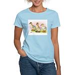Buff Ducklings Women's Light T-Shirt