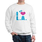 I Love (Heart) L.A. Sweatshirt