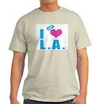 I Love (Heart) L.A. Light T-Shirt