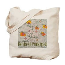 Retired Principal blanket VINES Tote Bag