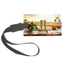 enjoy together Luggage Tag