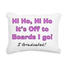 Hi Ho Rectangular Canvas Pillow