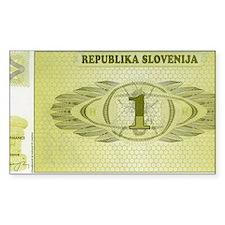 Slovenia Decal