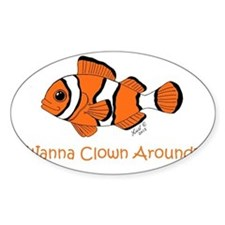 clownfish Decal