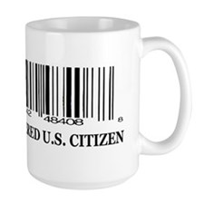 U.S. CITIZEN Mug
