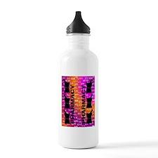 FF PHARMACY 2 Water Bottle