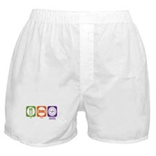 Eat Sleep Biomedical Engineering Boxer Shorts