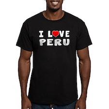I Love Peru T