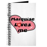 marquise loves me Journal