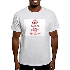 Keep Calm and TRUST Teagan T-Shirt