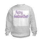 Fairy Godmother Kids Sweatshirt