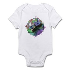 Dragonfly Swirl Infant Bodysuit