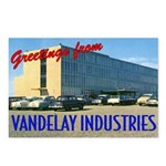 Vandelay Headquarters Postcards (Package of 8)