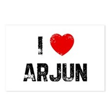 I * Arjun Postcards (Package of 8)
