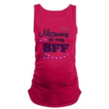 Mommy is my BFF Maternity Tank Top