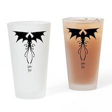 cthulhushirt1 Drinking Glass