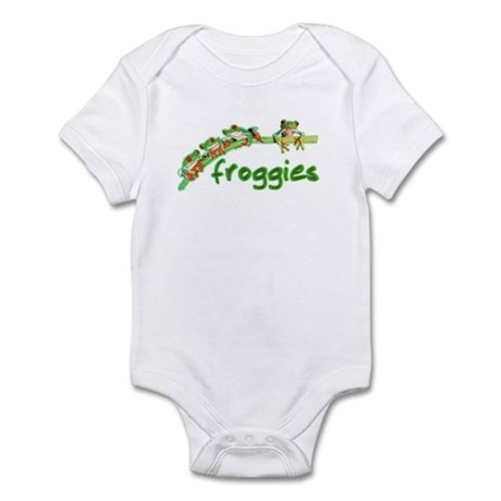 Froggies Infant Bodysuit