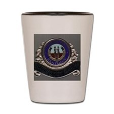 E-Squad Badge Shot Glass
