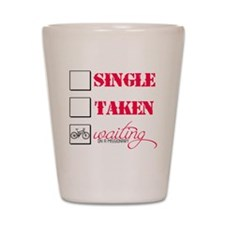 singlewaiting Shot Glass