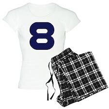 number_8 Pajamas