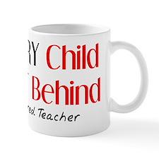 Retired Teacher Every Child Small Mug