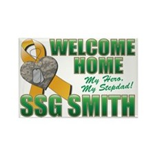 ssg smith Rectangle Magnet