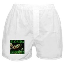 Florida Everglades National P Boxer Shorts