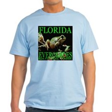 Florida Everglades National P T-Shirt