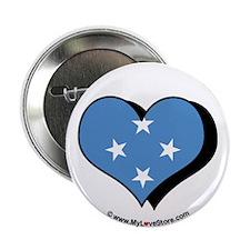 "I Love Micronesia 2.25"" Button (100 pack)"