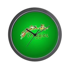 Froggie Merch Wall Clock