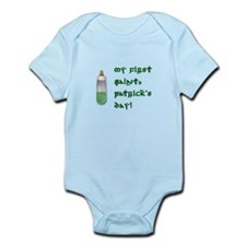 firststpatsday Body Suit