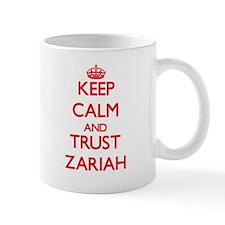Keep Calm and TRUST Zariah Mugs