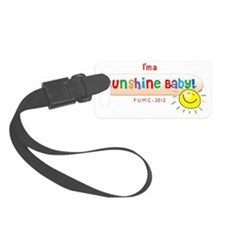 Baby Luggage Tag