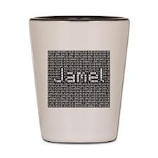 Jamel Shot Glass