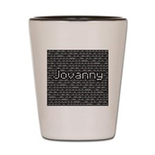 Jovanny, Binary Code Shot Glass