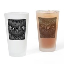Khalid, Binary Code Drinking Glass