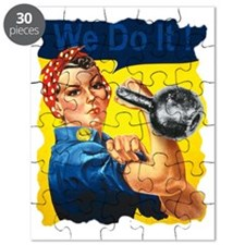 We Can Do It Kettlebells Puzzle