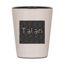 Talan, Binary Code Shot Glass