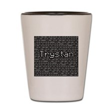 Trystan, Binary Code Shot Glass