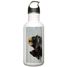 NookSleeve_seaotter_2 Water Bottle
